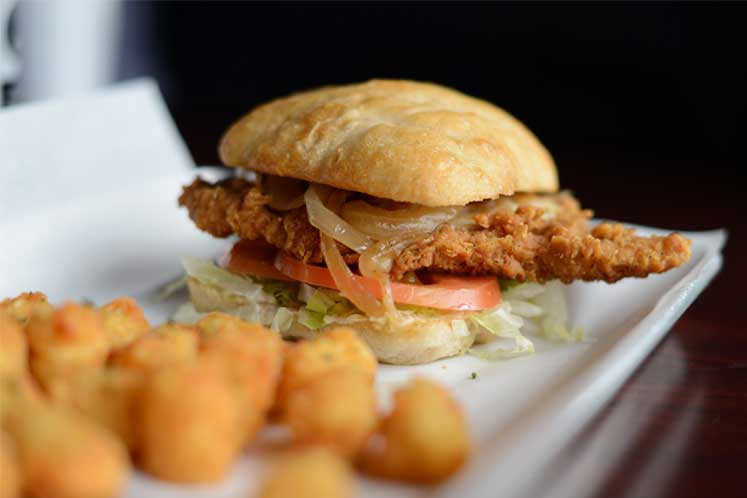 Yardbird Sandwhich Blues Burgers